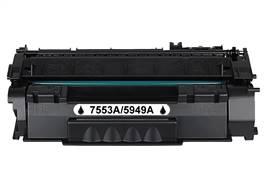 Kompatibilní toner HP Q5949A / HP Q7553A / Canon CRG-708/CRG-715 - 100% NEW - 3000 stran