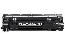 Kompatibilní toner HP CE278A black / Canon CRG-728 - 100% NEW - 2100 stran
