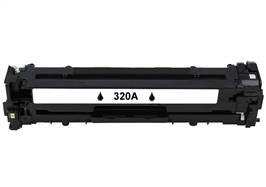 Kompatibilní toner HP CE320A black- 100% NEW - 2000 stran