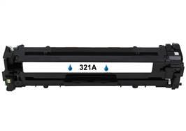 Kompatibilní toner HP CE321A cyan- 100% NEW - 1300 stran