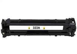 Kompatibilní toner HP CE322A yellow- 100% NEW - 1300 stran