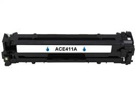 Kompatibilní  toner s HP CE411A cyan - NEW - 2600 stran