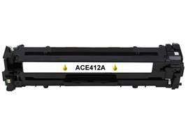Kompatibilní  toner s  HP CE412A yellow - NEW - 2600 stran
