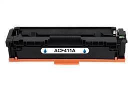 Kompatibilní  toner  s HP CF411A cyan NEW - 2300 stran