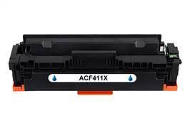 Kompatibilní  toner s HP CF411X cyan NEW - 5000 stran