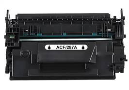 Kompatibilní  toner s HP CF287A black NEW - 9000 stran