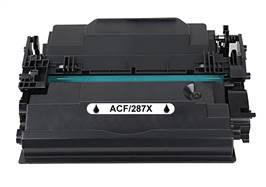 Kompatibilní  toner s HP CF287X black NEW - 18000 stran