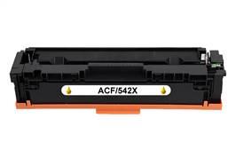 Kompatibilní toner s HP CF542X yellow NEW - 2500 stran