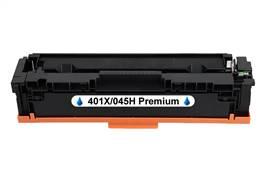 Kompatibilní PREMIUM toner s HP CF401X/CRG-045H Cyan 2300 stran