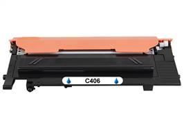 Kompatibilní toner  Samsung CLT-C406S - 100% NEW - / CLT-C406S/ELS 1000 stran