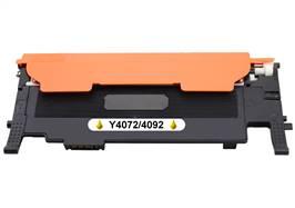 Kompatibilní toner Samsung CLT-Y4072S (CLP-320/325) yellow NEW-/ CLT-Y4072S/ELS 1000 stran