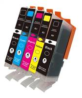 Print inkoustová kazeta Canon Multipack (PGI-525 BK, CLI-526 BK,C,M,Y)