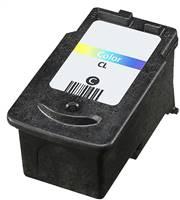 Print inkoustová kazeta  INK LEVEL Canon CL-511 color ZOBRAZUJE STAV HLADINY INKOUSTU